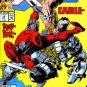X-Force #15 VF to VF+  (5 copies)