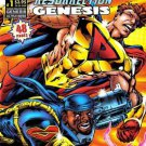 The Phoenix Resurrection Genesis #1  NM