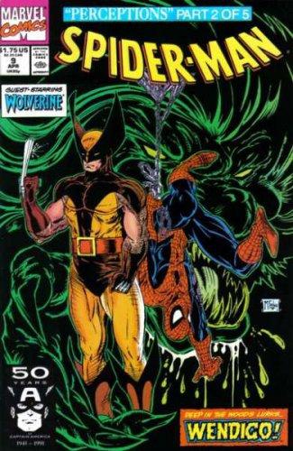 Spiderman #9  (NM-)