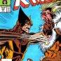 Uncanny X-Men #222  (VF)