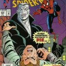 Spectacular Spiderman #205  (VF+)