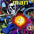 Machine Man #6  (FN+ to VF-)
