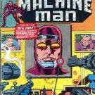 Machine Man #9  (FN+ to VF-)