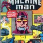 Machine Man #9  (FN+ to VF-)