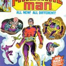 Machine Man #10  (FN+ to VF-)