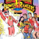 Mighty Morphins Power Rangers Saga #1  (FN)