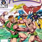 Avengers #262 (NM-)