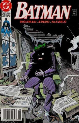 Batman #450  (NM-)