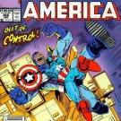 Captain America #366  (NM-)