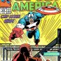 Captain America  #375  (VF+ to NM-)