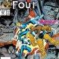 Fantastic Four #347  (NM-)