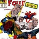 Fantastic Four #348  (NM-)