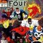 Fantastic Four #349  (NM-)