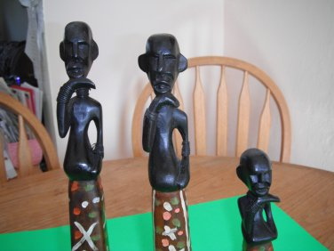 Indonesian Wood Sculptures