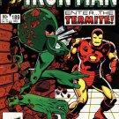 Iron Man #189 (VF+ to NM-)