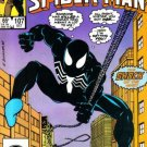 Spectacular Spiderman #107  (VF+ to NM-)