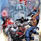 "Avengers #33 Cheung ""End of an Era"" Variant cover NM"