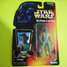 Star Wars: The Power of the Force- Greedo Action Figure