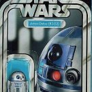Star Wars #6 Action Figure Cover  NM