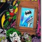 Robin II- #4A -  Bat signal hologram NM-/ NM (10 copies)