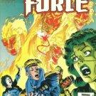 Fantastic Force #17  (NM-)