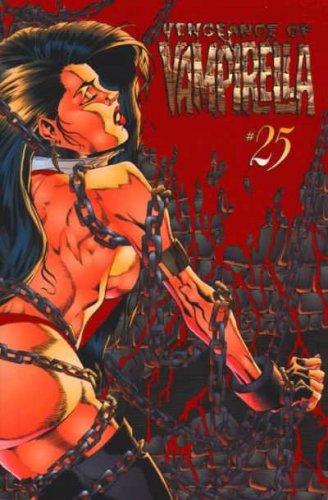 Vengence of Vampirella  #25 (VF+ to NM-)