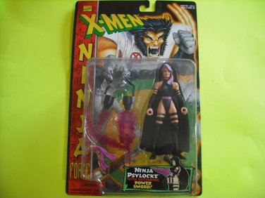 X-Men Ninja Force: Ninja Psylocke Action Figure