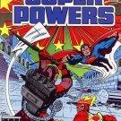 Super Powers #4  (NM-) Mini Series