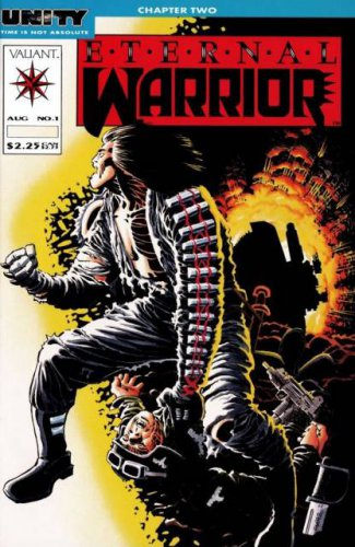 Eternal Warrior #1 (NM-)