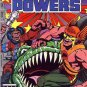 Super Powers #2 (NM-) Mini Series