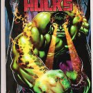 Fall of the Hulks: Red Hulks #1  (VF to VF+)