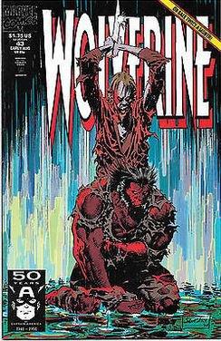 Wolverine #43  NM/NM- (5 copies)