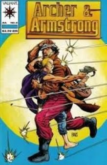 Archer and Armstrong #0  NM