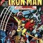 Iron Man #4: King Size Annual  (VF)
