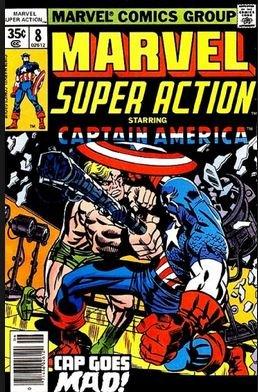 Marvel Super Action #8  (FN+ to VF-)