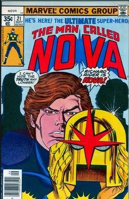 Nova #21  (VF)