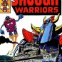 Shogun Warriors #8  (FN + to VF)