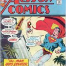 Action Comics #447  (VG to FN-)