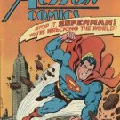 Action Comics #467  (VG to FN-)