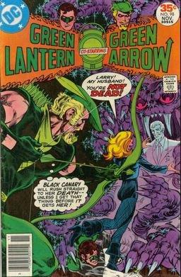 Green Lantern #98  (FN+ to VF-)