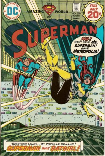 Superman #279  (G to VG)