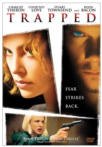 Trapped on DVD; Charlize Theron, Kevin Bacon