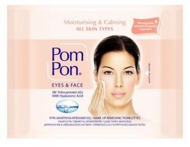 Pom Pon All Skin Types 20 Wet Wipes