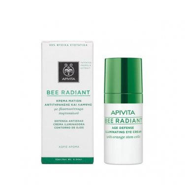 Apivita Bee Radiant Eye Cream 15ml