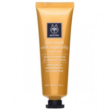 Apivita Face Mask clamping & regeneration with royal jelly 50ml