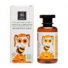 Apivita Hair & Body Wash with calendula & honey 200ml