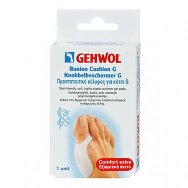 GEHWOL BUNION CUSHION G  1 piece
