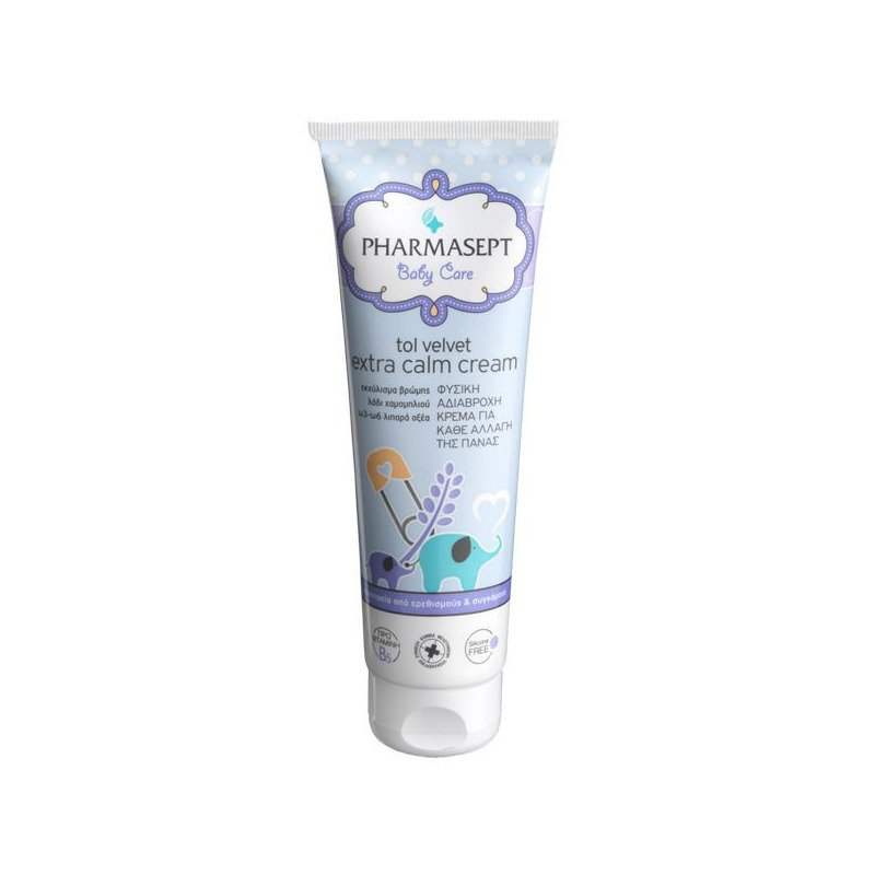 PHARMASEPT TOL VELVET BABY CARE EXTRA CALM CREAM 150ML