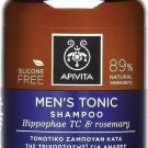 Apivita Men's Tonic Shampoo 250ml For Hair Loss With Hippophae TC & Rosemary