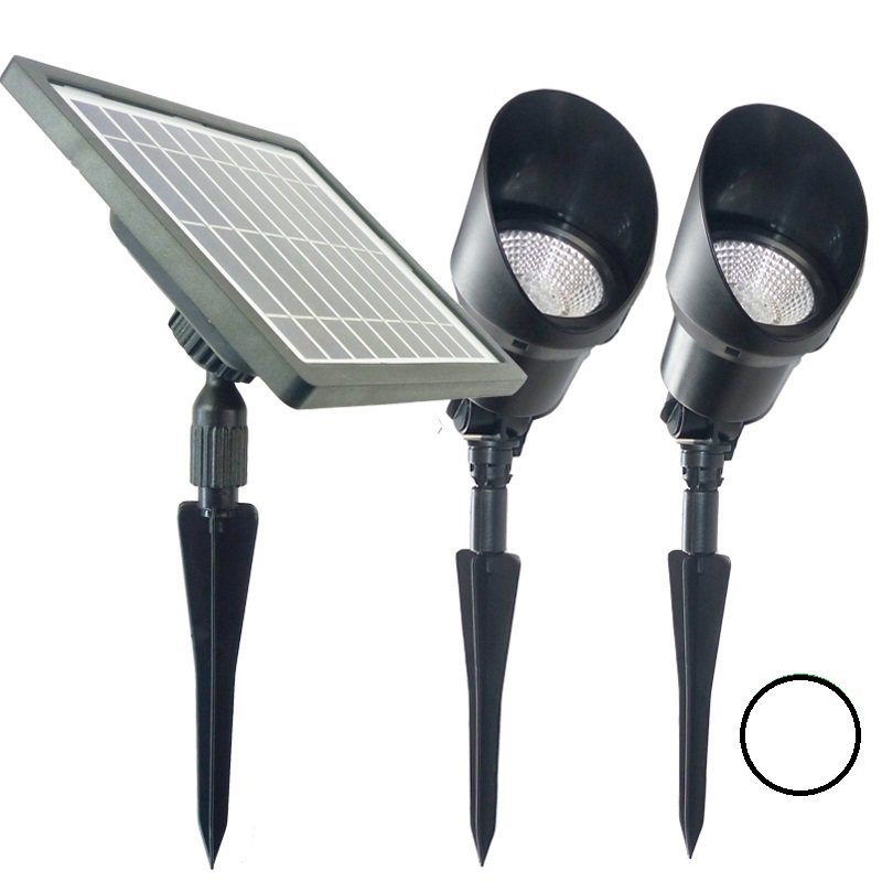 Professional garden Solar Spot light 36 LED Decorative Yard Outdoor Lights - cold white